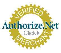 Authorize Net Verified Merchant Official Logo