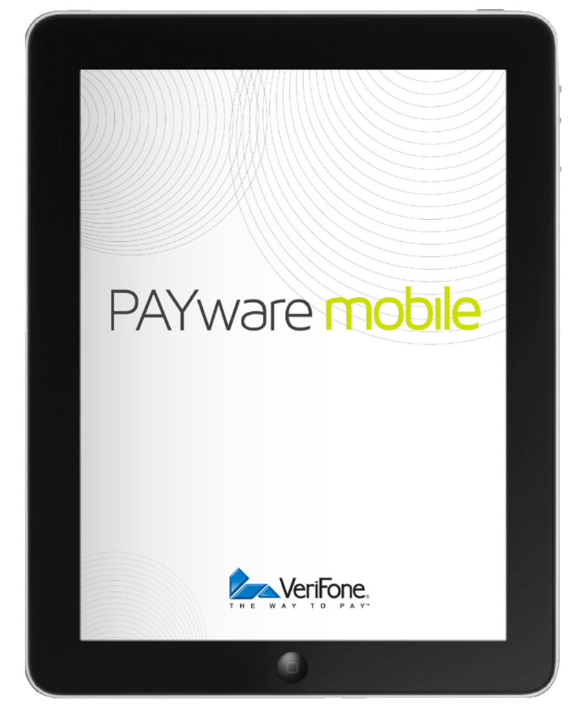 pay with tablet payware mobile