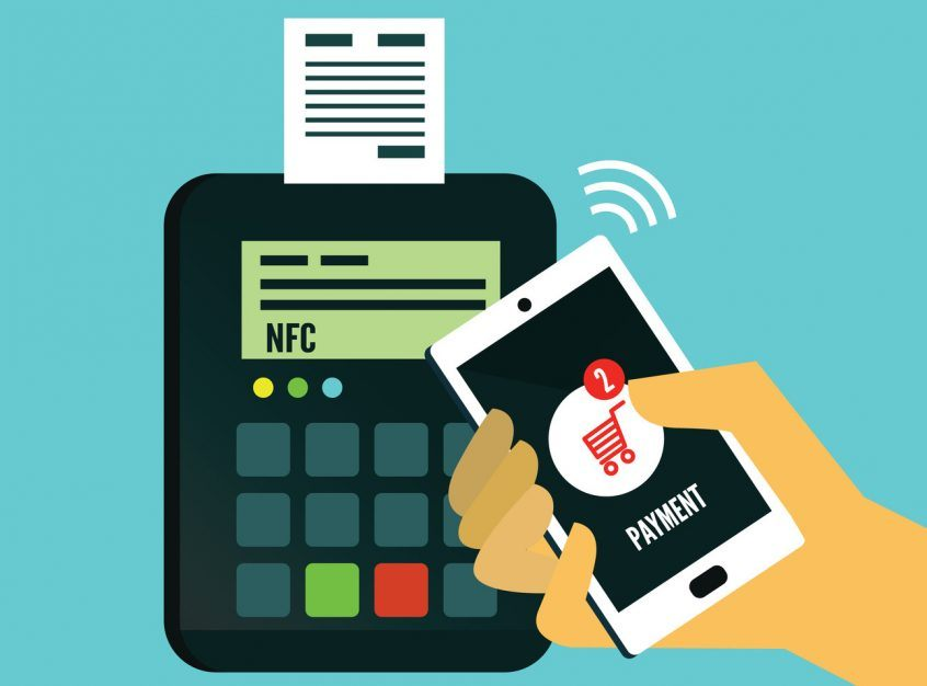 NFC and BLE Beacons